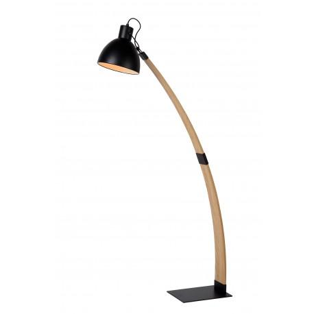 Vloerlamp Curf Zwart