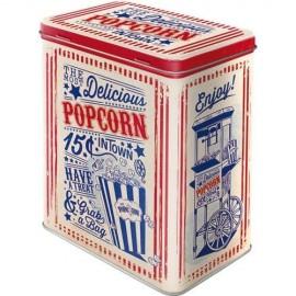 Retro Blik Popcorn