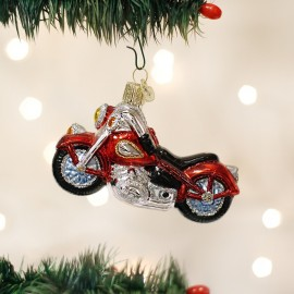Kerstbal Chopper Motor