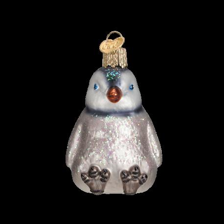 Kerstbal Pinguin