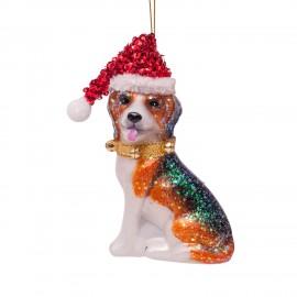 Kerstbal Hond Beagle