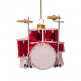 Kerstbal Drumstel