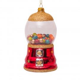 Kerstbal Kauwgomballen Automaat