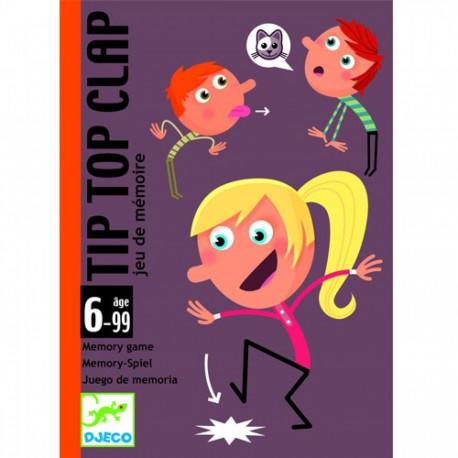 Djeco Memorie Tip Top Clap