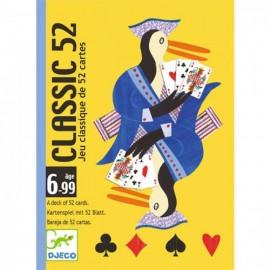 Djeco Kaartspel Classic 52