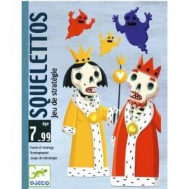 Djeco Strategiespel Squelettos