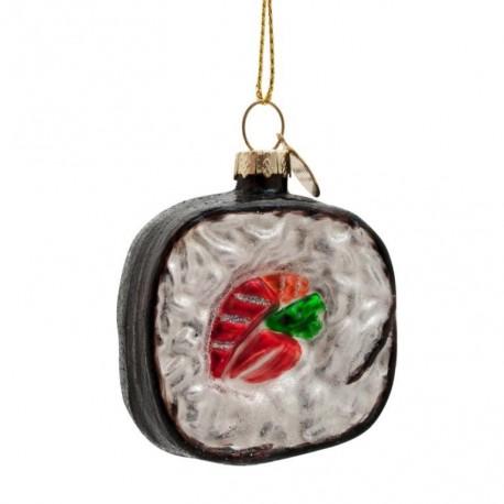 Kerstbal Sushi Calafornian Roll