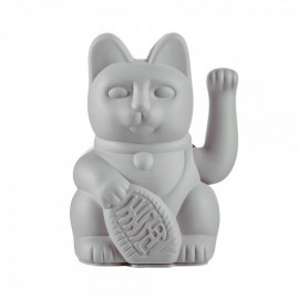 Lucky Cat- Zwaaiende Kat Grijs