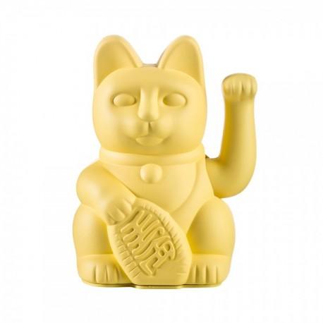 Lucky Cat- Zwaaiende Kat Geel