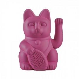 Lucky Cat- Zwaaiende Kat Paars