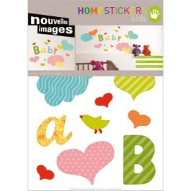 HomeStickers Kids. Baby