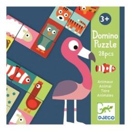 Djeco Domino Puzzel