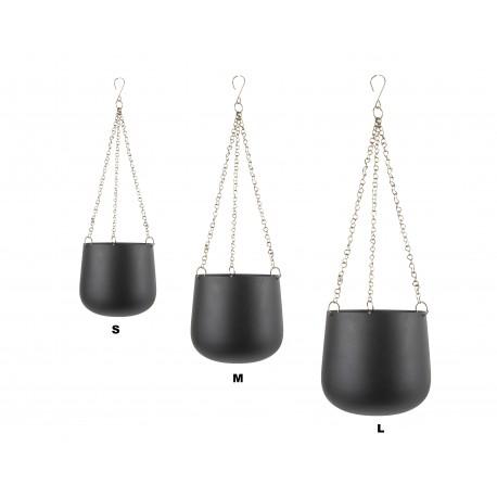 Hangpot Cask Zwart