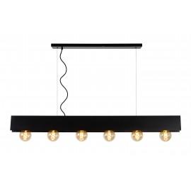Hanglamp Surtus incl 6 Lichtbronnen