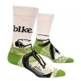 Hippe Heren Sokken - Bike Path
