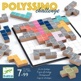 Djeco Stragegiespel Polyssimo Challenge