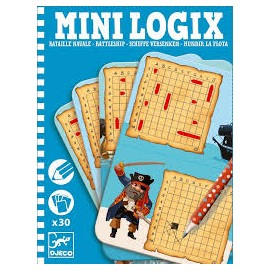 Djeco Mini Logix Zeeslag