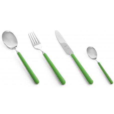 4 delig Mepra Bestek Appel Groen