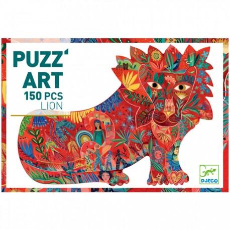 Djeco Art Puzzel Leeuw