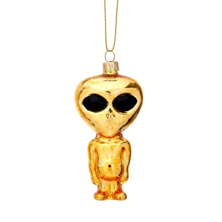 Kerstbal Alien