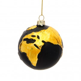 Kerstbal Planeet Aarde