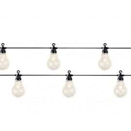Lichtsnoer buiten 20 Lichts  LED Warm Wit 9,5 Meter