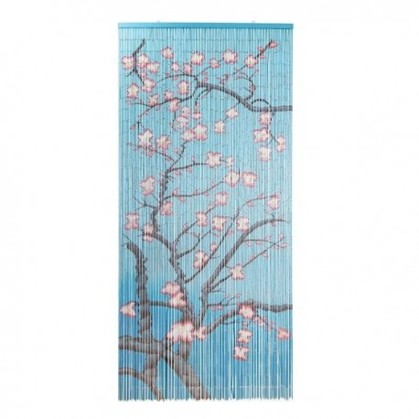 Deurgordijn Bamboe Bloesem van Gogh