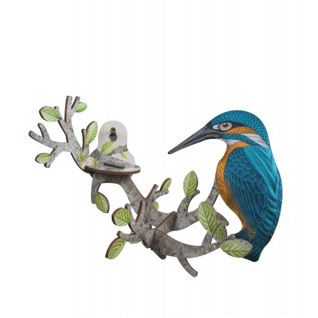 Vogel Martin pescator