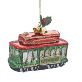 Kerstbal San Fransico Tram