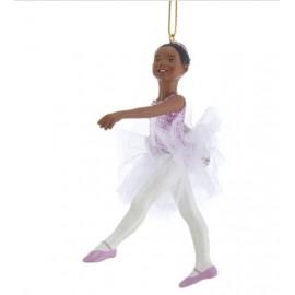 Kerstbal Ballerina 2