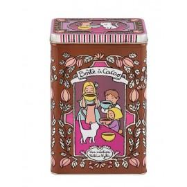 Voorraadblik Cacao