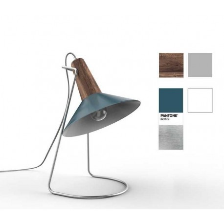 Tafellamp Yeye Blauw