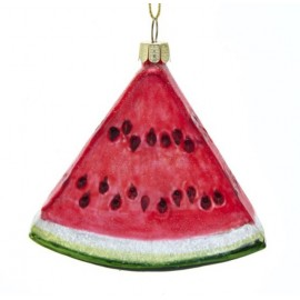 Kerstbal Watermeloen
