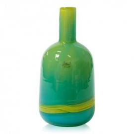 Fidrio Vaas Bottle Craft H.34 Verde