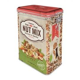 Retro Blik Nut Mix