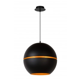 Binari Hanglamp Retro Zwart