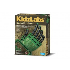Robot(ic) Hand Kidz Lab
