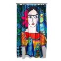 Douchegordijn Frida Kahlo