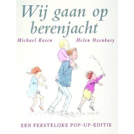Wij gaan op berenjacht Pop-Up boek