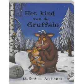 Het kind van de Gruffalo