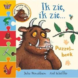 Ik zie, ik zie... Puzzelboek van de Gruffalo