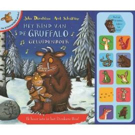 Het Kind van de Gruffalo Geluidenboek