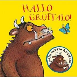 Hallo Gruffalo buggy-kartonboekje