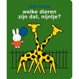 Welke dieren zijn dat, Nijntje? Stickerboek