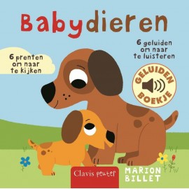 Geluidenboekje: Babydieren