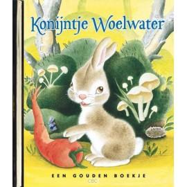 Konijntje Woelwater Een gouden boekje