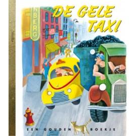 De gele taxi. Een gouden boekje