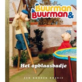 Buurman en Buurman, het opblaasbadje. Een gouden boekje