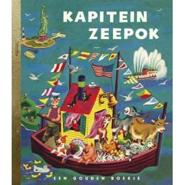 Kapitein Zeepok. Een gouden boekje