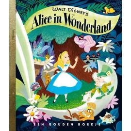 Alice in Wonderland. Een gouden boekje